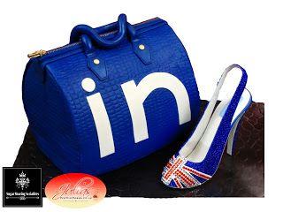 LinkedIn Cake