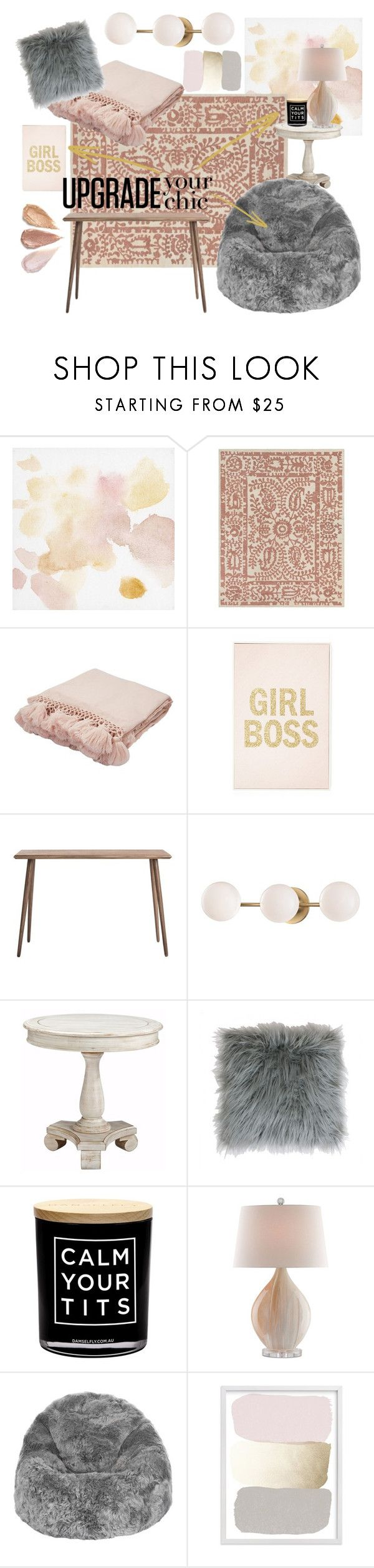 Eighty three by haileyperryman on Polyvore featuring interior, interiors, interior design, home, home decor, interior decorating, A by Amara, Safavieh, Jaipur and Rituel de Fille