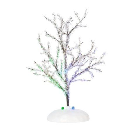 Amazon.com - Department 56 Village Lit Crystal Tree Accessory