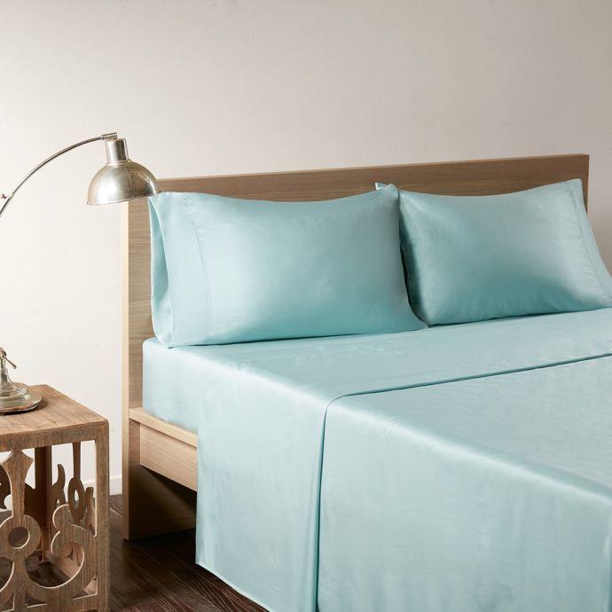 Sleep Philosophy Rayon Made From Bamboo Sheet Set Bed Bath