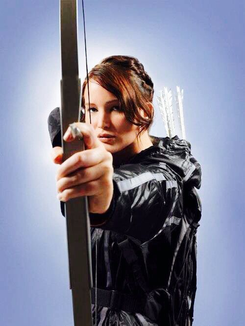 Katniss The Hunger Games: Catching Fire