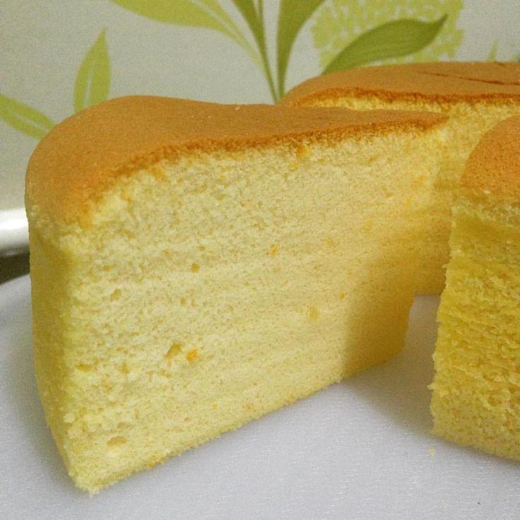 best 10 orange sponge cake ideas on pinterest