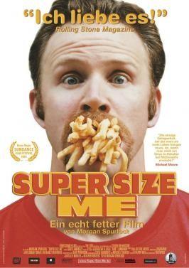 Super Size Me  #macdonalds #film #dokumentation #fastfood #diät #abnehmen