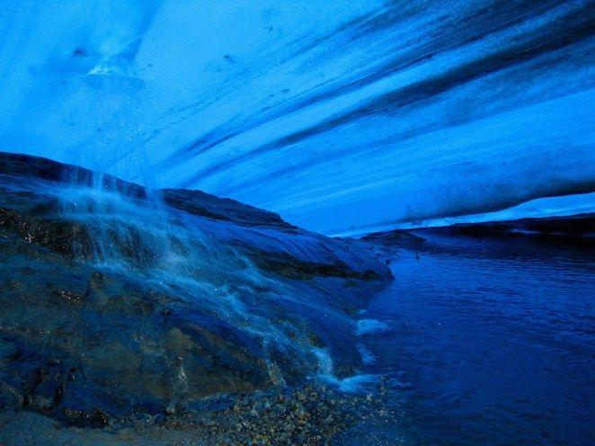 El Glaciar Viedma