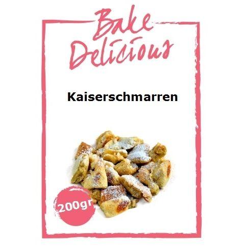 Bake Delicious Kaiserschmarren mix