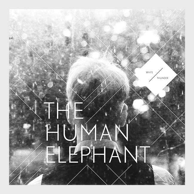 The Human Elephant - White Tunder Vinyl Lp (Umor Rex)