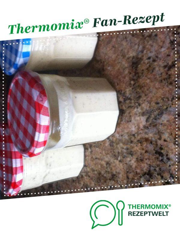 Aderezo para ensalada de hoja, papa y pasta   – Thermomix