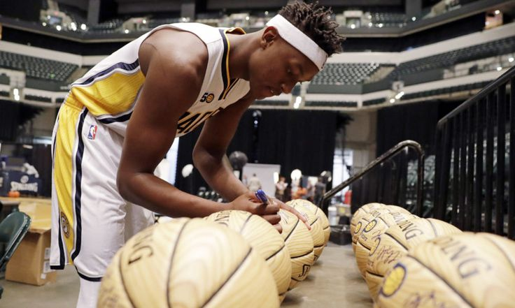 Myles Turner is ready for sophomore year expectations = INDIANAPOLIS — In the midst of implementing a new head coach, as well as hearing statements from Paul George that directly raise concern of him departing in 2018 free agency, is the development of Myles Turner — the.....