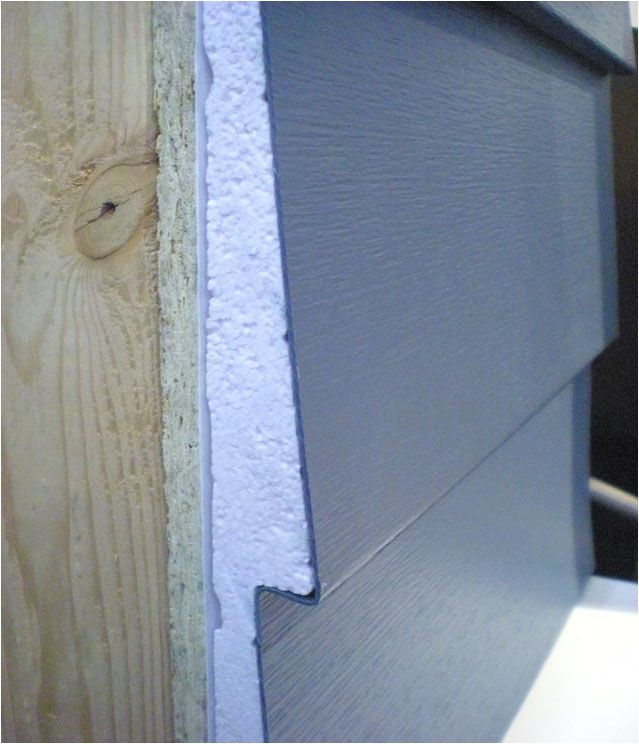 Installing insulated siding on an older home may be the best way to up its R-value.                                                                                                                                                                                 もっと見る
