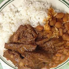 1000 images about comida dominicana on pinterest - Comidas con arroz blanco ...