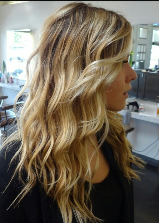 Love the colour and wave