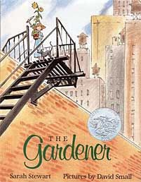 The Gardener..,story about a child during the depression