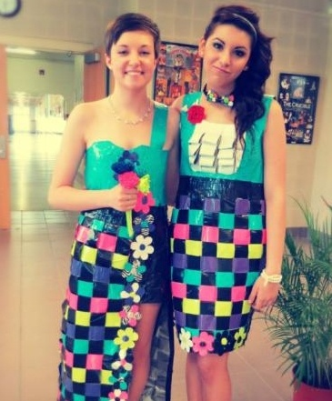 The 23 best images about duct tape ideas on Pinterest | School ...
