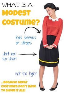 the ultimate list of modest costume ideas for women - Modest Womens Halloween Costumes