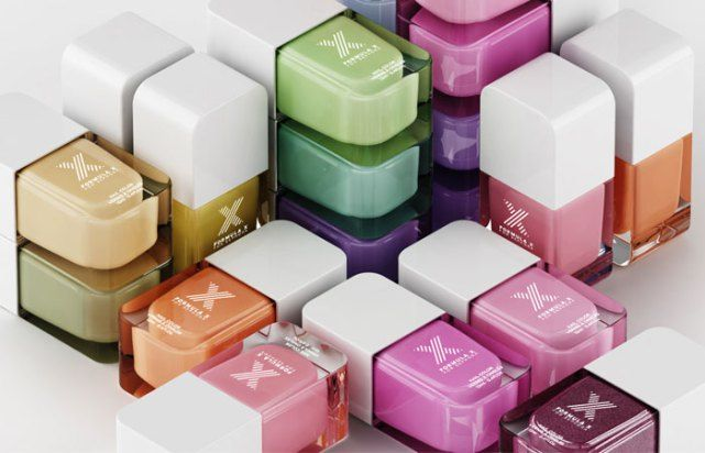 Formula X: the must-have nail enamels NOW! @Sephora