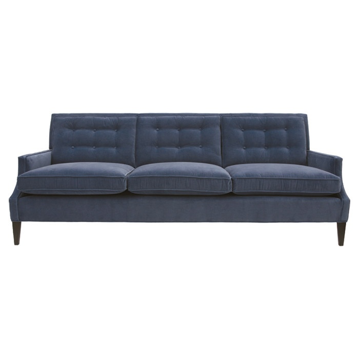 Conner Tufted Sofa by Mitchell Gold + Bob Williams