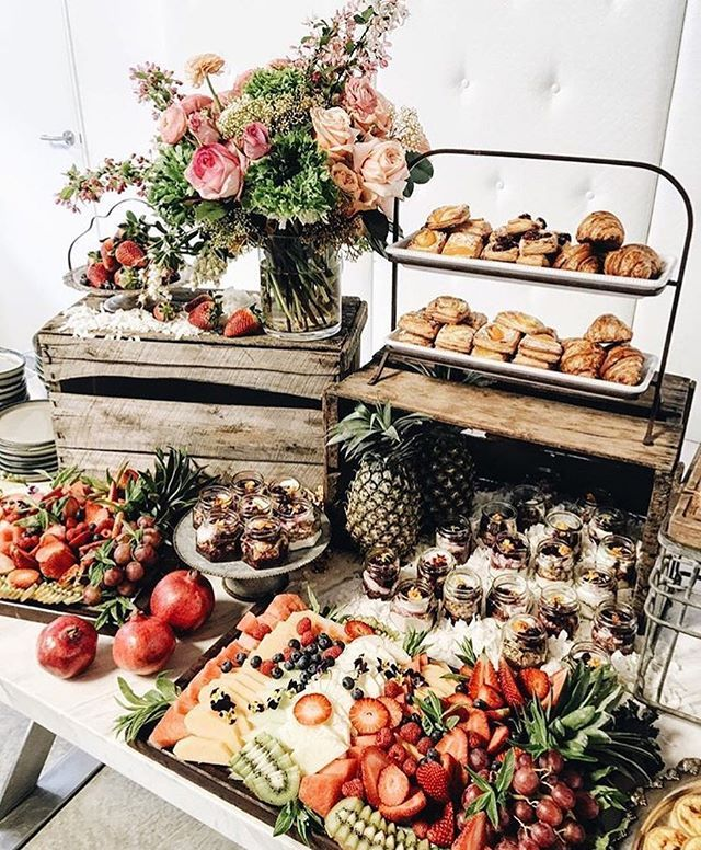 Happy 5th birthday @maxmedialab we loved creating this grazing table for you! | RG: @maxmedialab