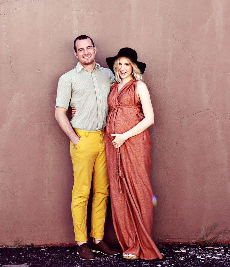 DIY Maternity Wrap Dress    http://www.abeautifulmess.com/2012/08/maternity-diy-make-a-wrap-dress-1.html