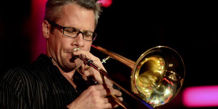 Marshall Gilkes, Bob Sands Big Band. Sacatubón en el Bogui Jazz