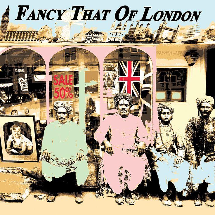 'Fancy that of London' by Ketna Patel Studio