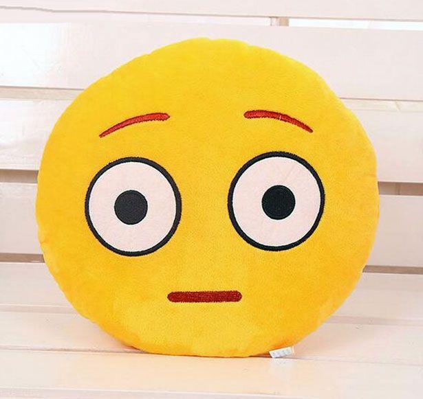nice Flushed Face Embarrassed wide open eyes Emoji