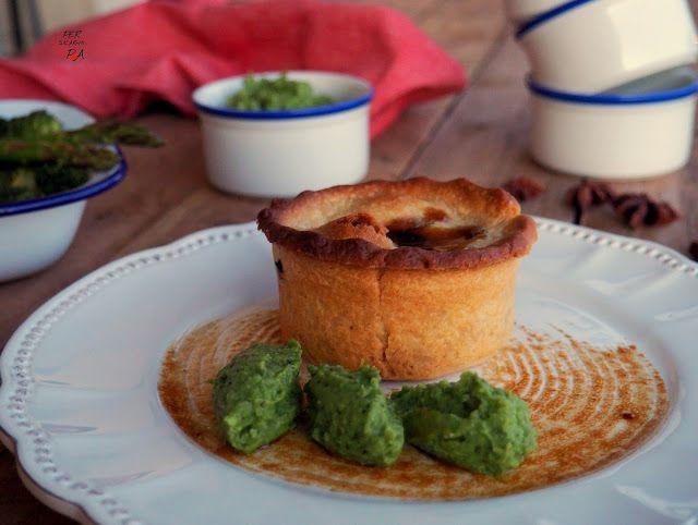 Nueva propuesta de altura en Cooking the chef, nada menos que el inglés Heston Blumenthal, referent...