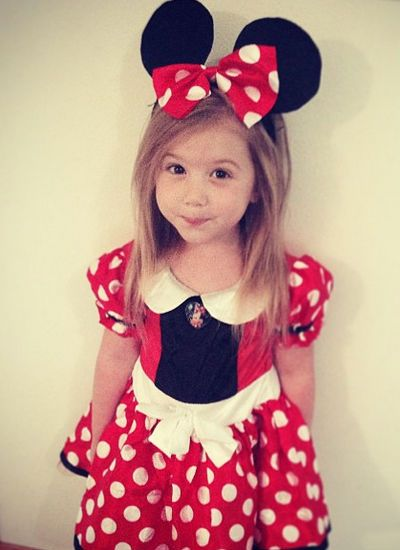 Little Aubree Houska's A Fashionista! Here Are The 'Teen Mom 2′ Tot's Cutest Looks [Photos]