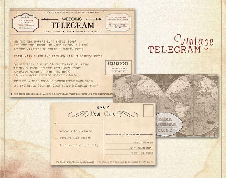 Telegram Template Free
