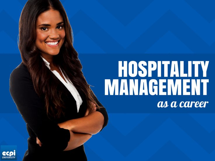 career goals hospitality The hospitality management concentration prescribes courses that meet the  professional needs of the hospitality industry and career goals of students  entering.