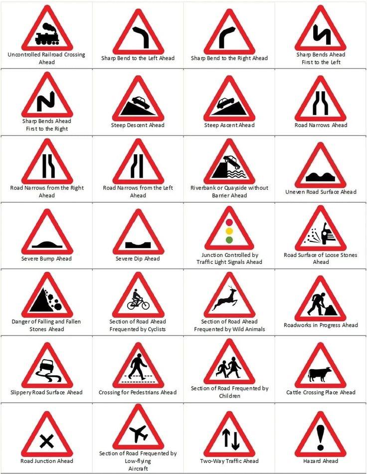 Park Art|My WordPress Blog_Do Not Enter Road Sign Dmv Test