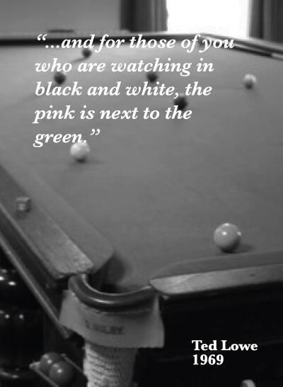 One Minute Brief: Advertise Snooker