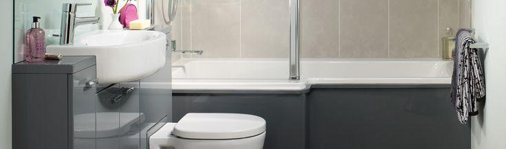 Change your bathroom look with concept space bathroom design