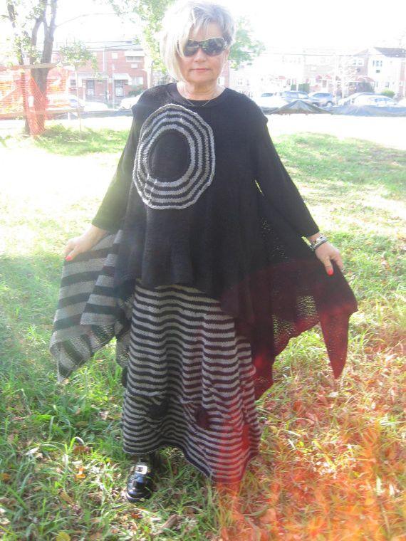 Бохо вязание. Много фото.  KnittingbyScarlatto