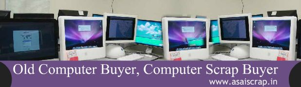 Now you can sell your computer scrap, old and used computer at best prices you desired. For information, contacts details visit http://www.asaiscrap.in