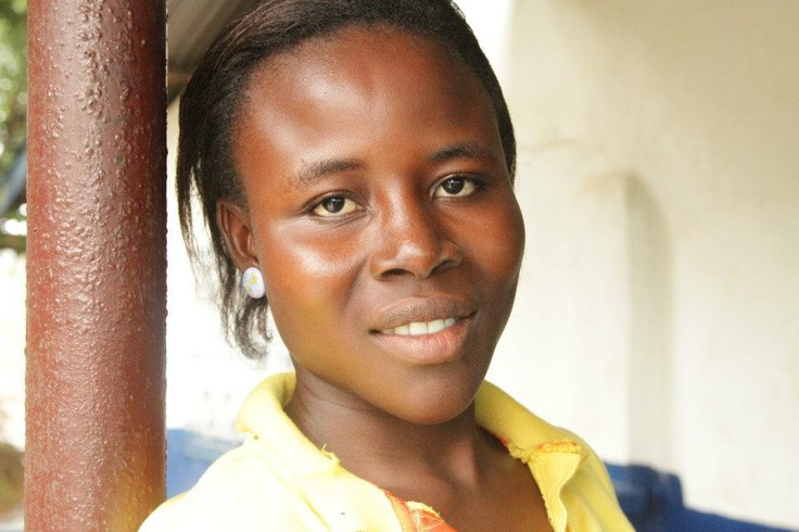 Meet our Liberian girls: Vivian Dennis, 17, is in 10th grade. She enjoys math, and wants to go to college to become an accountant.: Girls Generation, Liberian Girls, Meeting Girls, Girls Education