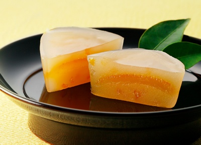 Okayama|Wagashi|柚風雅  ゆずふうが  販売期間:11月中旬~1月中旬    | 宗家 源吉兆庵 | 和菓子 | #okayama