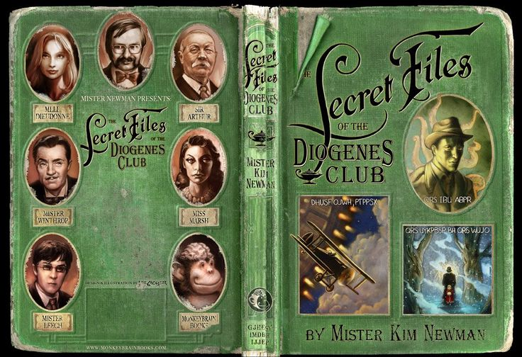 Secret Files of The Diogenes Club