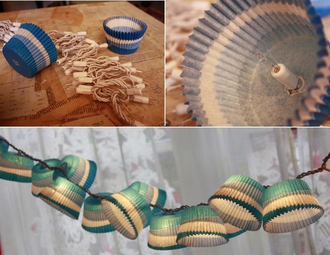 Creative Light String Decorateing