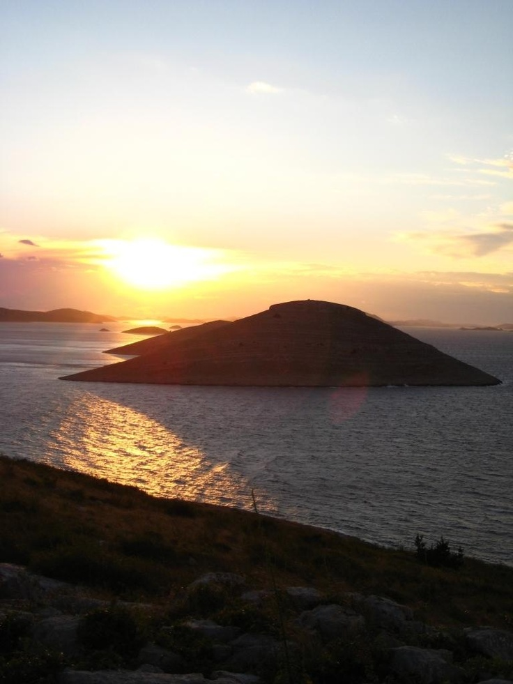 Sunset - Kornati, Croatia