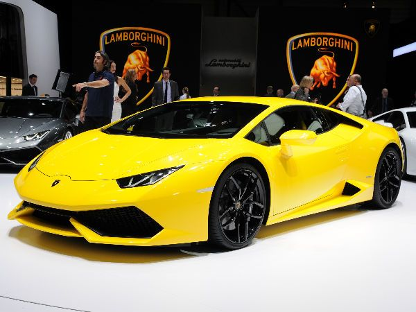 Lamborghini Huracan India Launch In Sept, 3rd Showroom In Bangalore