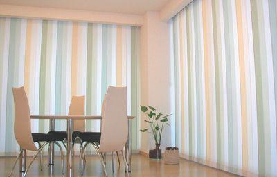 縦型ブラインド ブラインド 窓の装飾 室内装飾