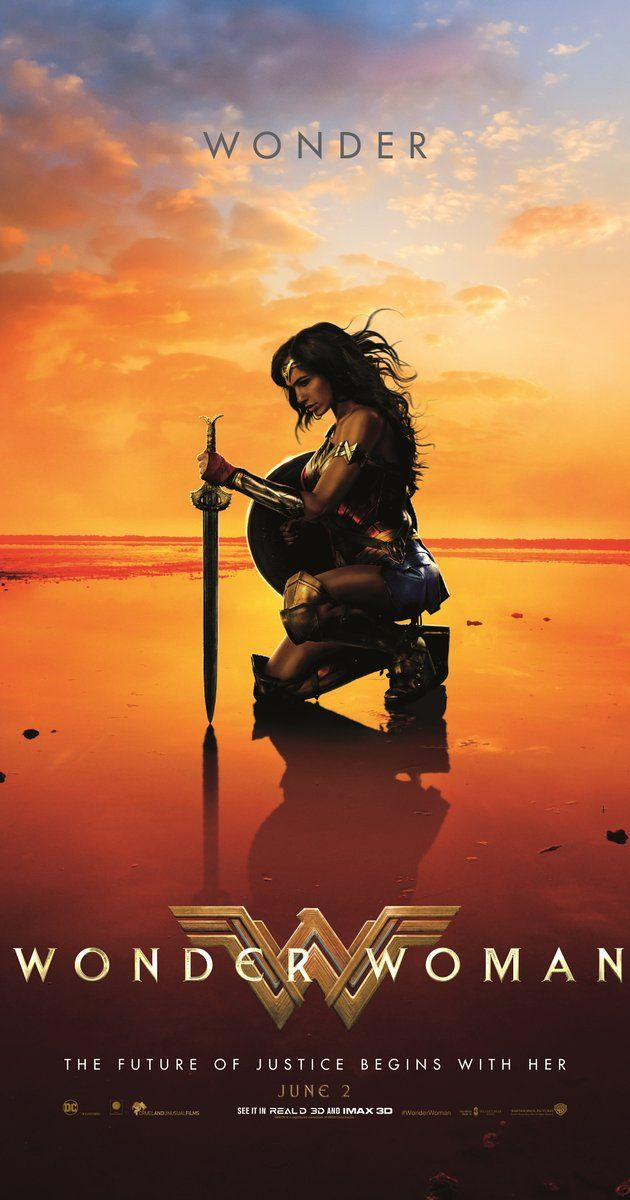 Directed by Patty Jenkins.  With Gal Gadot, Chris Pine, Robin Wright, David Thewlis. Before she was Wonder Woman she was Diana, princess of the Amazons, trained warrior. When a pilot crashes and tells of conflict in the outside world, she leaves home to fight a war to end all wars, discovering her full powers and true destiny.