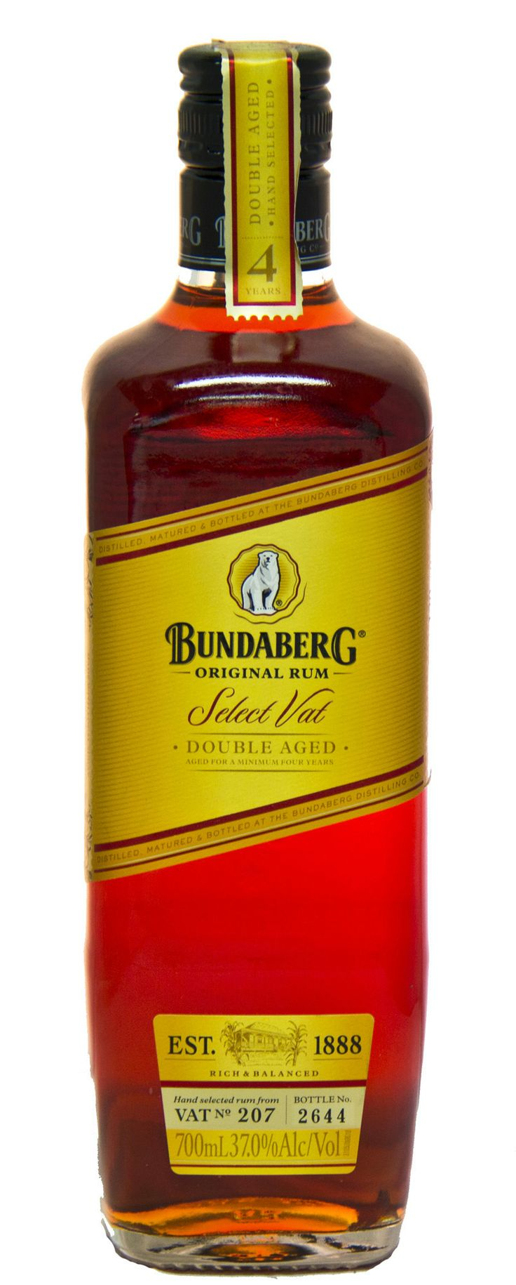 Bundaberg rum distilling co the best rum world wide for Best soda with rum