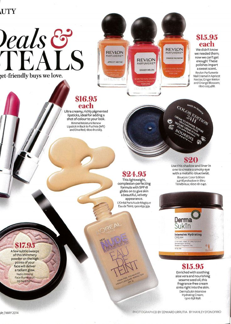 DermaSukin Intensive Hydrating Cream an absolute STEAL according to the May Edition of In Style Magazine!