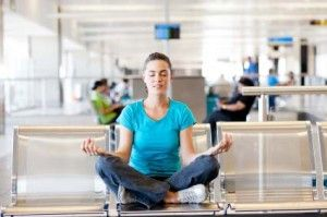 Flight delays or any unexpected change in plans present great opportunities to practice yoga. Baxter Bell speaks from experience.: Traveling, Airports, Traveltips, Fitness, Travel Tips, Meditation, Health, Yoga Rooms, Blog