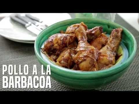 Cómo cocinar pollo al horno con salsa barbacoa? - YouTube