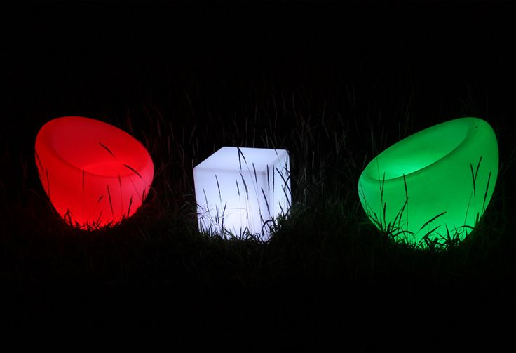 garden furniture--led sofa