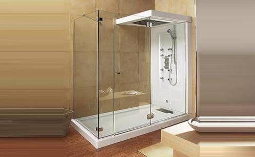 34 best Shower Stalls & Bases images on Pinterest   Shower caddies ...
