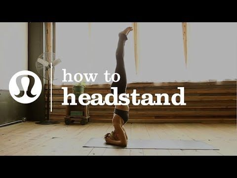 how to headstand - blog | lululemon athletica