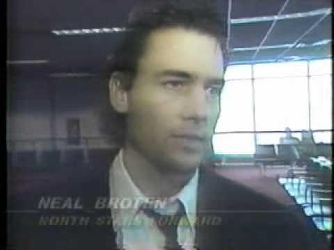 1993 NHL News - North Stars to Move to Dallas